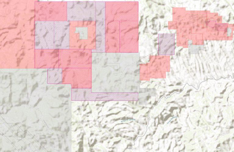 Promontorio Map (SIAM)