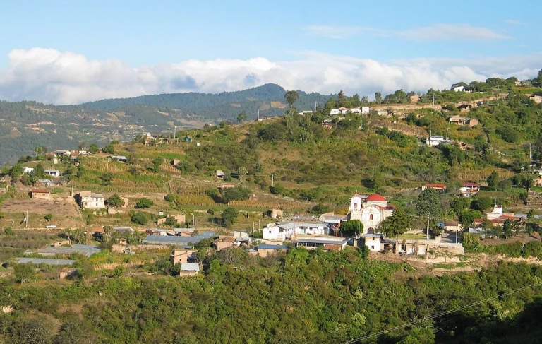 Lachatao Village