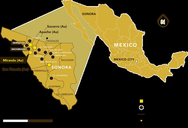 Miranda V2 Map